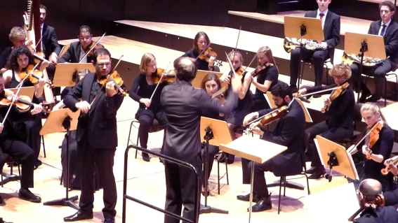 With Expat Philharmonic Orchestra